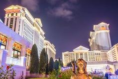 Лас-Вегас, Caesars Стоковая Фотография RF