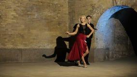 Латино-американские танцы акции видеоматериалы