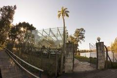 Латинская Америка Южная Америка Буэноса-Айрес Аргентины перепада Tigre славная Стоковое фото RF