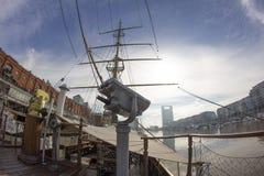 Латинская Америка Южная Америка Буэноса-Айрес Аргентины фрегата свободы Fragata Libertad гавани Madero славная Стоковые Изображения