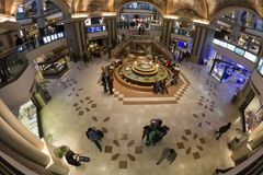 Латинская Америка Южная Америка Galerias Pacifico Буэноса-Айрес Аргентины мола славная Стоковое Изображение