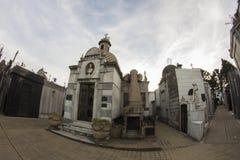 Латинская Америка Южная Америка Recoleta Recoleta Cementery Буэноса-Айрес Аргентины Ла Cementerio славная Стоковые Фотографии RF