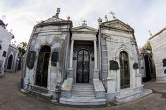 Латинская Америка Южная Америка Recoleta Recoleta Cementery Буэноса-Айрес Аргентины Ла Cementerio славная Стоковое Изображение RF