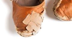Латинские ботинки танца бального зала Стоковая Фотография