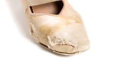 Латинский ботинок танца бального зала Стоковое Изображение RF