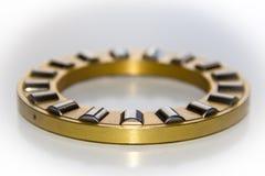 Латунная клетка ролика подшипника ролика тяги Стоковое Изображение RF