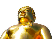 Латунный Будда Стоковые Изображения