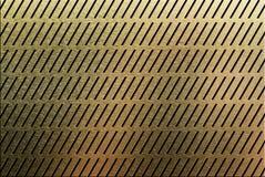 латунный металл Стоковая Фотография