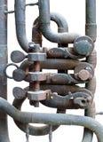 латунный рожочок Стоковое Изображение RF