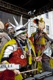 латунный international празднества Стоковая Фотография RF