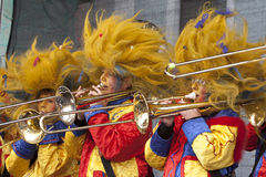 латунный international празднества Стоковое Изображение