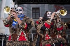 латунный international празднества Стоковые Изображения RF