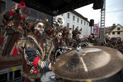 латунный international празднества Стоковое Изображение RF