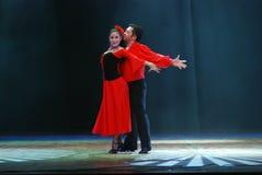 латынь танцульки Стоковая Фотография RF