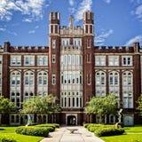 ЛА Нового Орлеана кампуса Marquette Hall Loyola Univ Стоковая Фотография