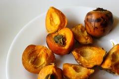 Ладонь персика от Центральной Америки стоковые фотографии rf