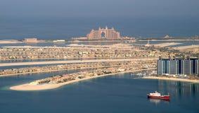 Ладонь Jumeirah  Стоковые Изображения