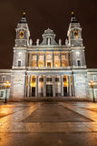 Ла Реальн de Ла Almudena Santa Maria Стоковые Фото