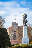 Ла Франция Kalemegdan памятника a Стоковая Фотография