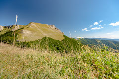 Ла Bataille Le Col de et ` Ambel Vercors le плато d, Франция стоковые фотографии rf