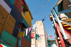 Ла Boca, Буэнос-Айрес Аргентина Стоковое Фото