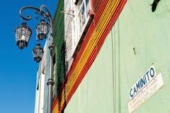 Ла Boca, Буэнос-Айрес Аргентина Стоковое Изображение