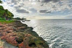 Ла Boca, Куба Стоковые Фото