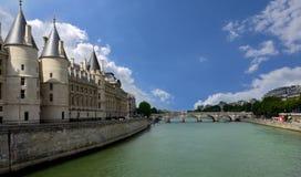 Ла Conciergerie Стоковая Фотография RF