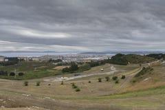 Ла Coruna, Испания Стоковая Фотография
