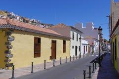 ЛА GOMERA SAN SEBASTIAN DE, Канарские островы, Испания Стоковое Изображение