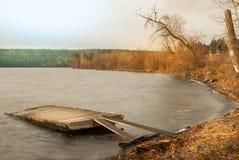 Ла Hache Lac Стоковое фото RF