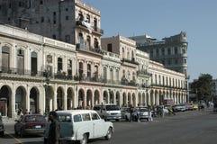 Ла Havanna улица стоковое фото