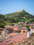 Ла Mancha Jadraque, Кастилии, Испания Стоковая Фотография RF