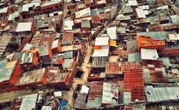Ла Paz от неба Стоковые Фотографии RF