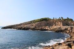 Ла Pineda побережья Стоковые Изображения