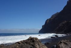 Ла Playa стоковое изображение rf