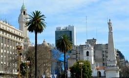 Ла Plaza de Mayo Стоковое Изображение