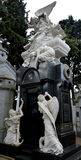 Ла Recoleta Cementery Стоковая Фотография