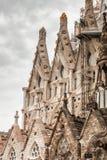 Ла Sagrada Familia стоковое фото rf