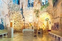 Ла Seu Palma de Mallorca собора Стоковое Изображение