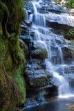 левый водопад Стоковые Изображения RF