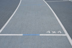 Легкая атлетика Стоковое Фото