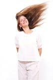 легкие волосы стоковые фотографии rf