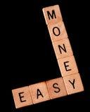 легкие деньги Стоковое Изображение RF