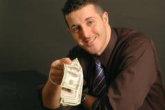 легкие деньги 2469 Стоковое Фото