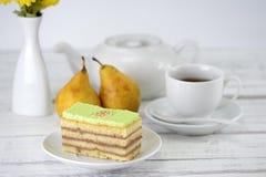 Легкий десерт Стоковое Изображение RF
