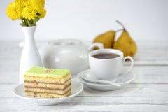 Легкий десерт Стоковая Фотография RF
