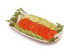 Легкий салат Стоковые Фото