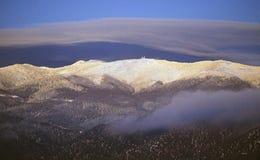 ледистые горы Стоковые Фотографии RF