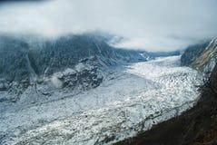 Ледники горы Стоковое Фото